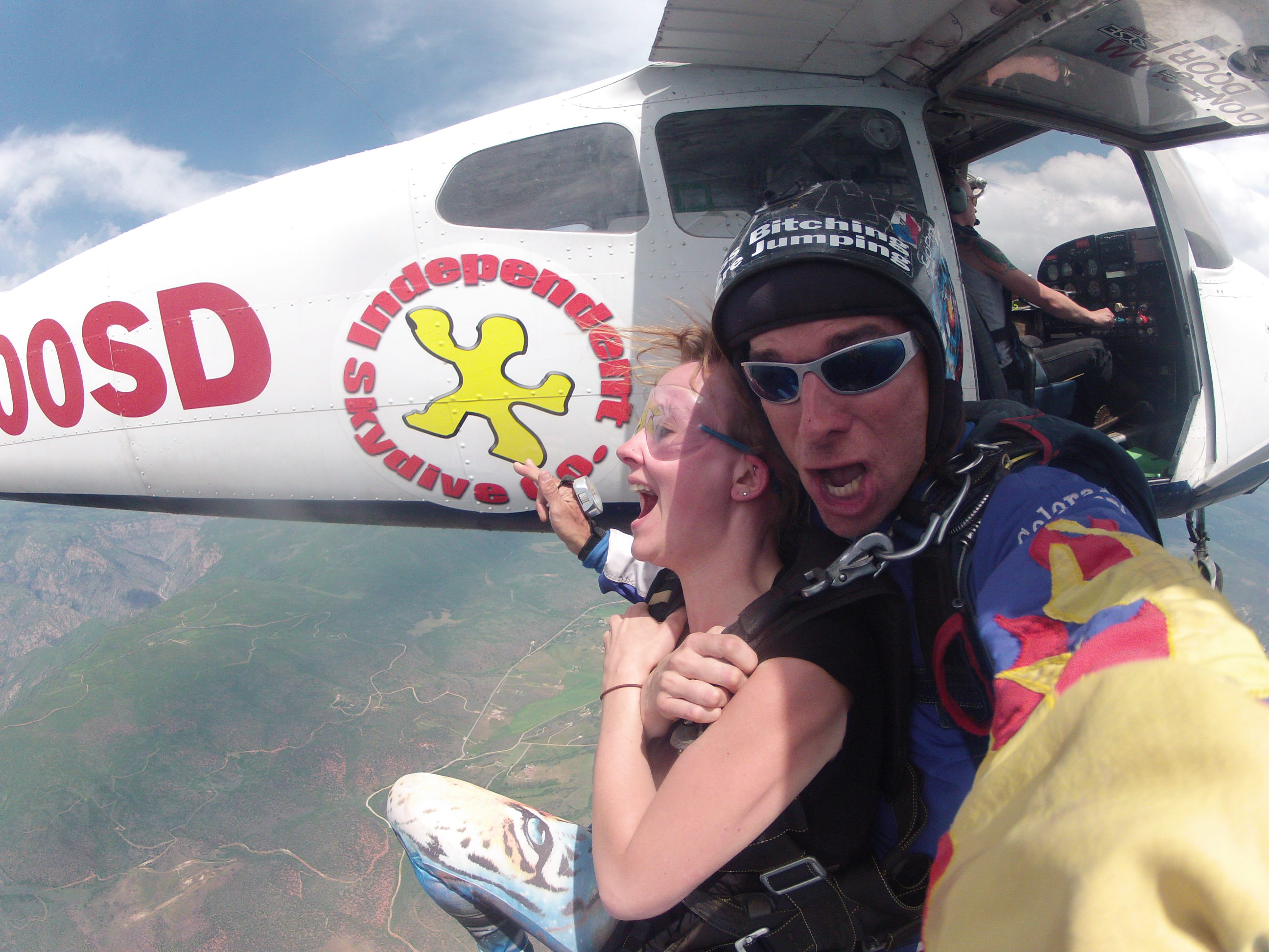 Glenwood Springs Skydiving