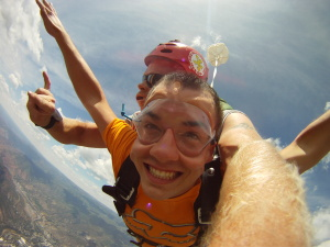 Roaring Fork Skydivers, Glenwood Springs CO
