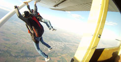 Fun Diving with Roaring Fork Skydivers