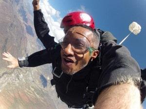 Colorado tandem skydive