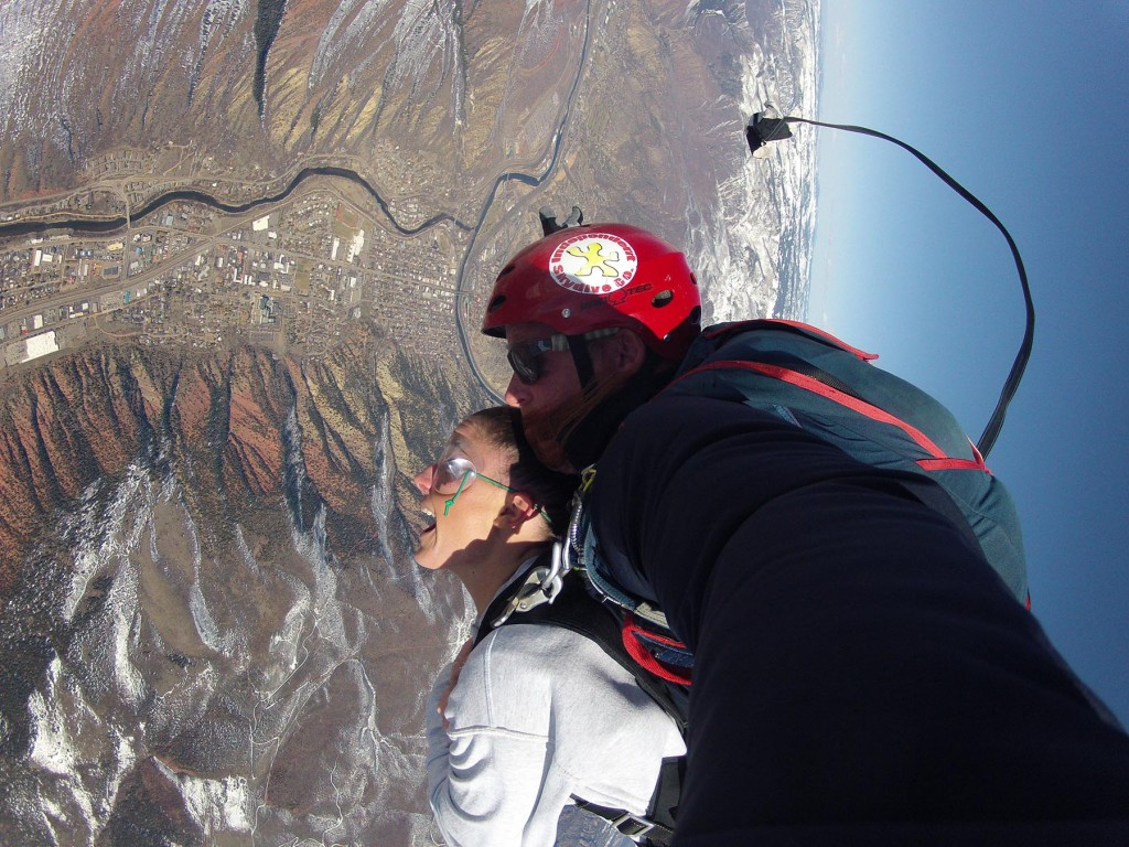 Glenwood Springs Skydive