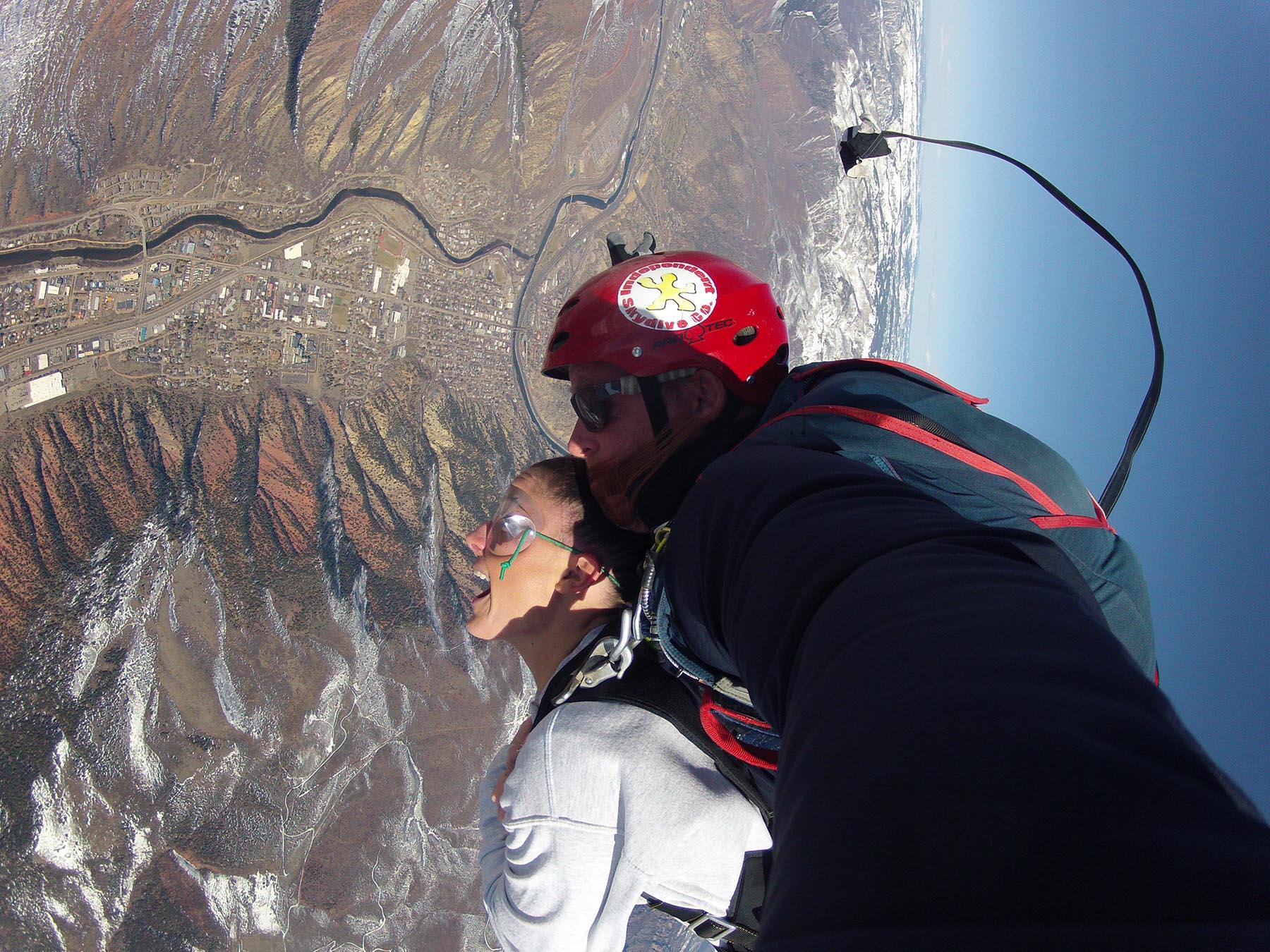 Glenwood Springs Skydive